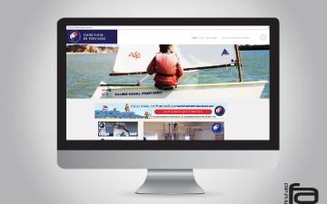 Site Clube Naval de Portimão