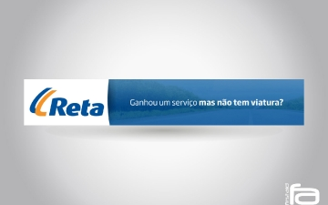 Banner Reta